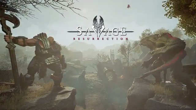Savage Resurrection Out Now - #GTUSA 1