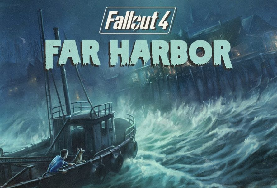 Fallout 4 Far Harbor DLC gets an official trailer and release date