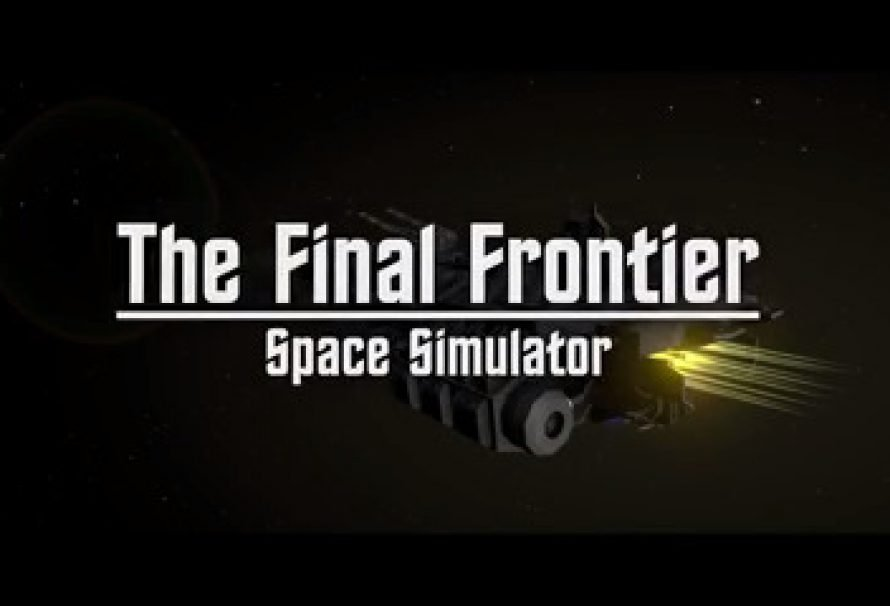 The Final Frontier: Space Simulator ~ Coming Soon