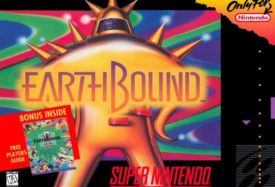 Happy 21st Anniversary Earthbound (SNES)