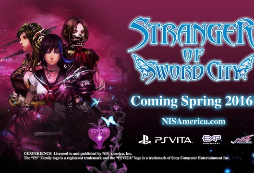Stranger of Sword City ~ Out Now