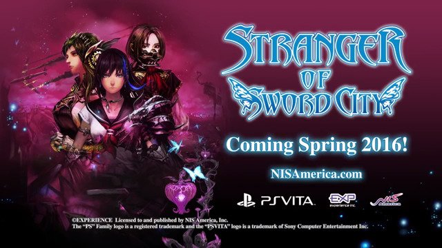 Stranger of Sword City - #GTUSA 1