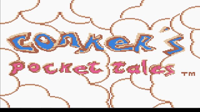 Conkers Pocket Tales 17th Anniversary Post - #GTUSA 1