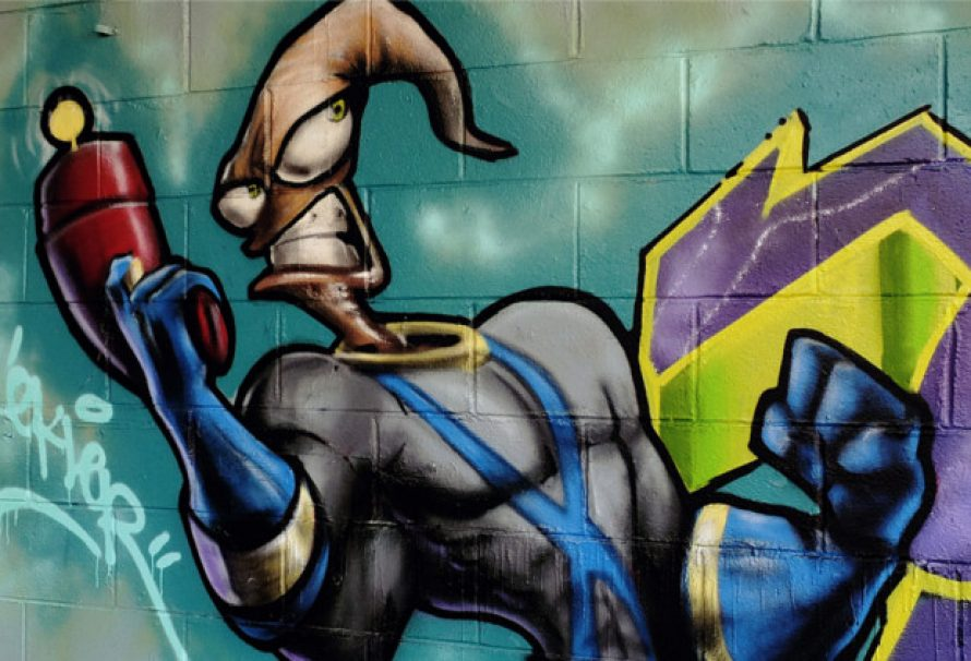 Earthworm Jim's 22nd Anniversary Tribute