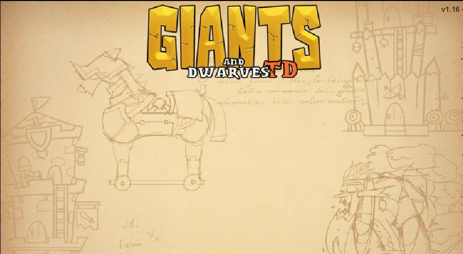 Giants and Dwarves TD - #GTUSA 1