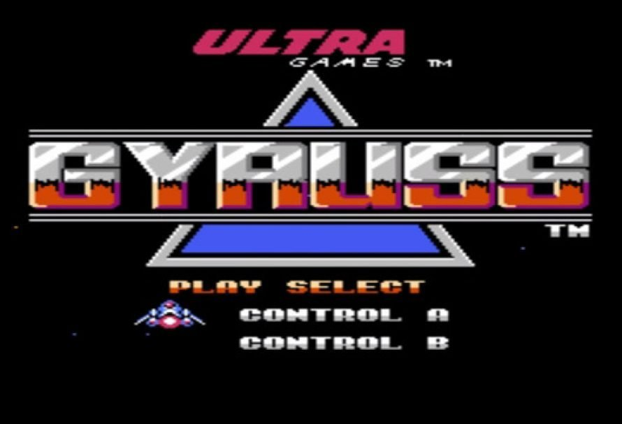 Gyruss For The NES Is Still As Fun As Ever