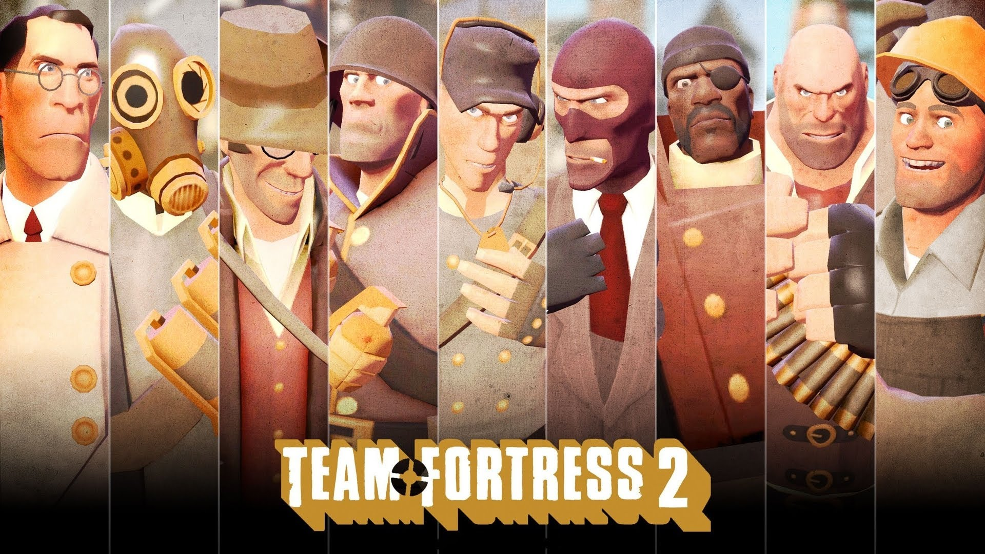 The History Of Team Fortress 2 (TF2) - #GTUSA 1