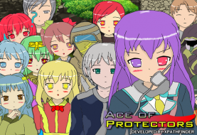 "Be The Hero Of Venux In ""Ace of Protectors"" Out Today"