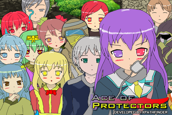 Ace of Protectors - #GTUSA 1