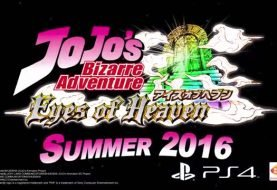 JOJO'S BIZARRE ADVENTURE: EYES OF HEAVEN ~ Out Now On PS4