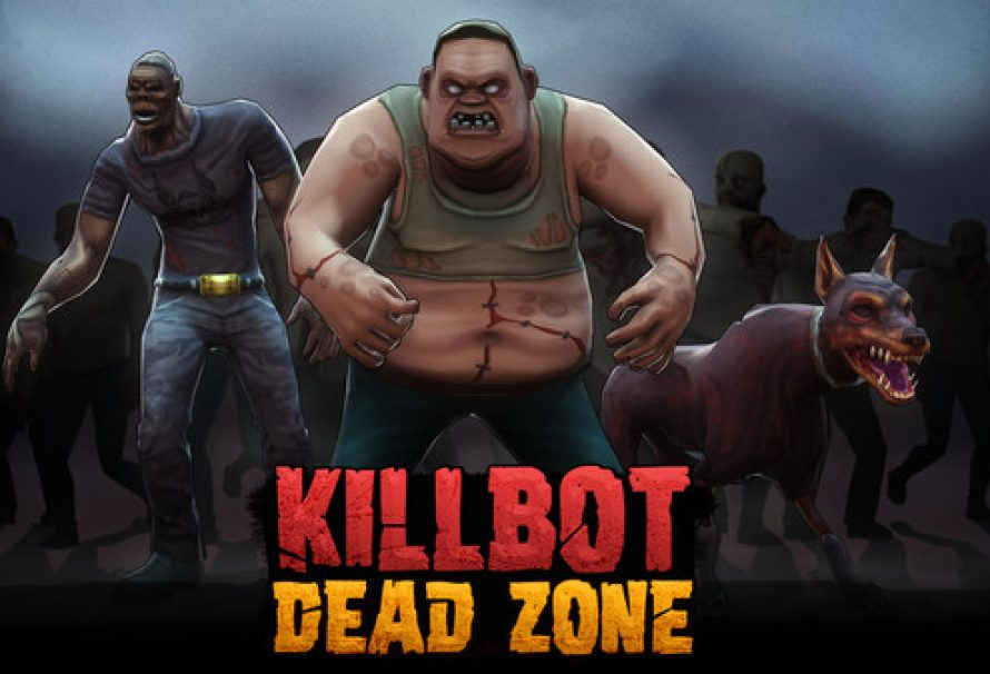 Killbot: Dead Zone Out Now On Steam