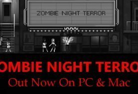 Prepare For A Scare In Zombie Night Terror