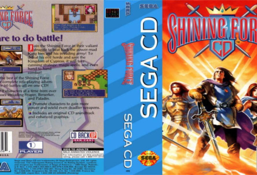Shining Force CD's 22nd Anniversary Tribute Post
