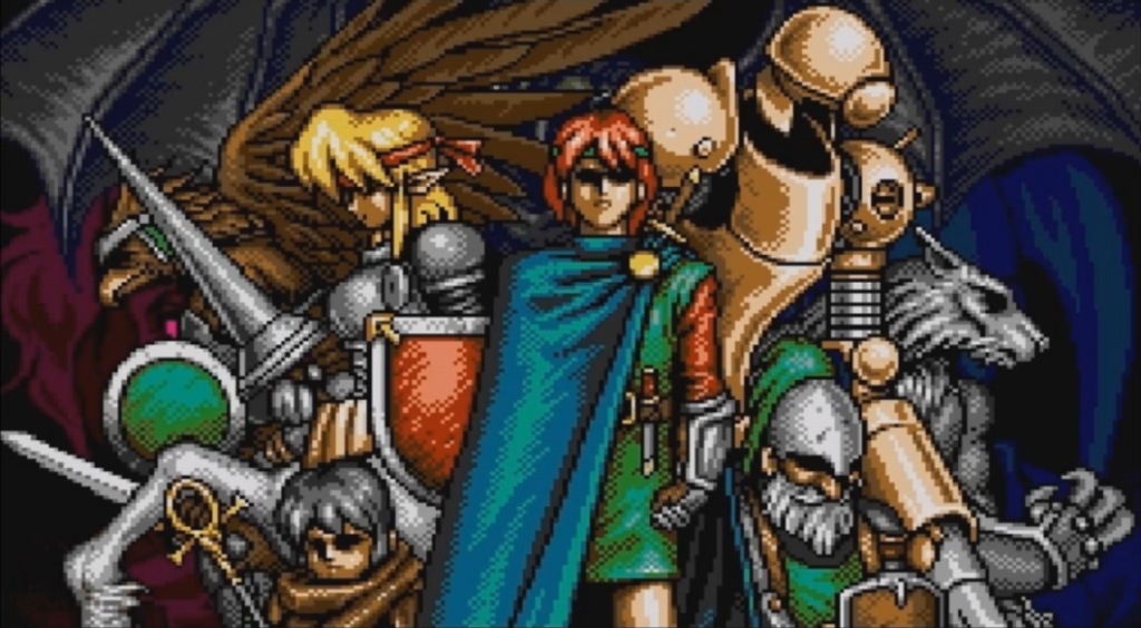 Shining Force CD - #GTUSA 3