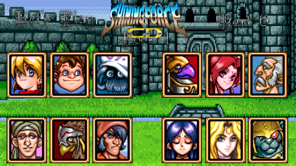 Shining Force CD - #GTUSA 4