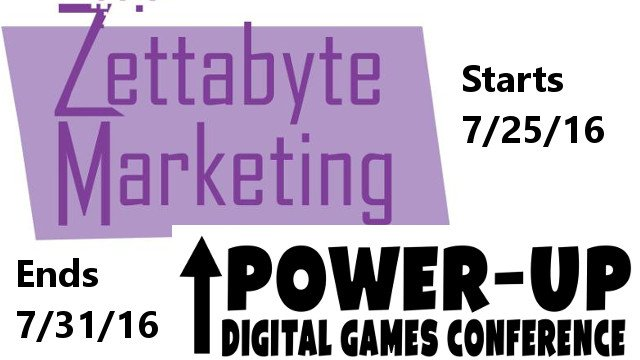 Power-Up Digital Conference - #GTUSA 1