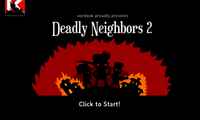 Deadly Neighbors 2 - #GTUSA 1