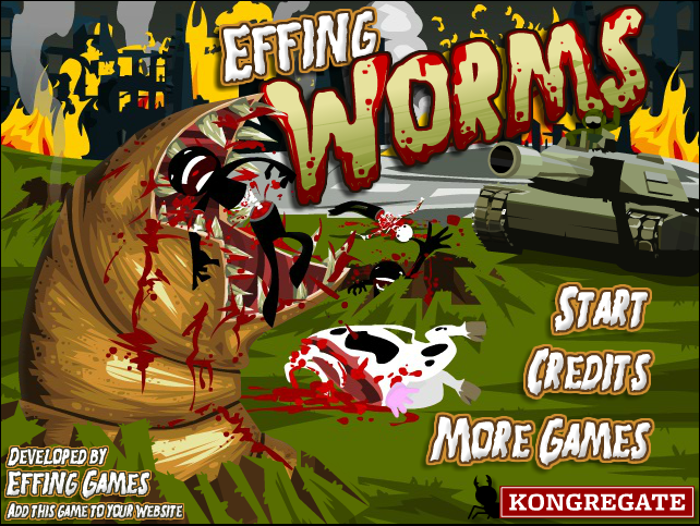 Effing Worms - #GTUSA 1