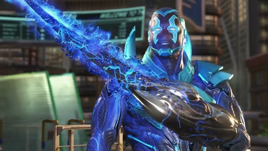 Injustice 2 Blue Beetle - #GTUSA 1