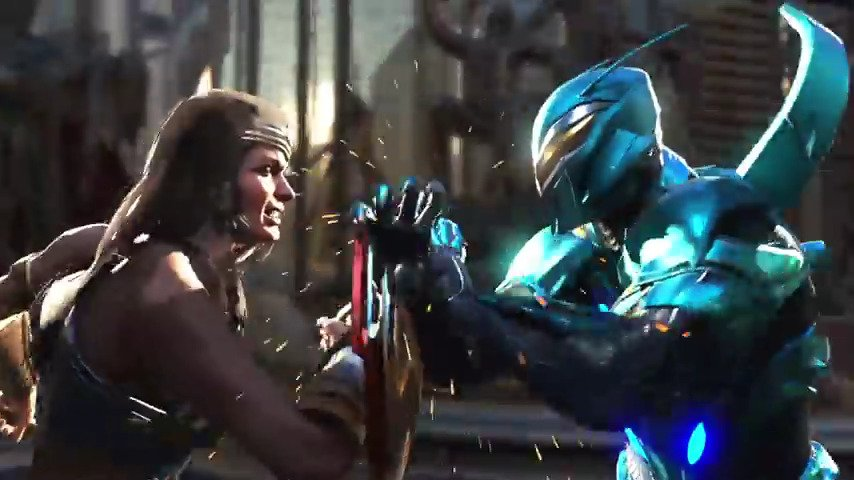 Injustice 2 Blue Beetle - #GTUSA 2