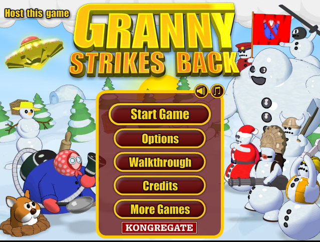 Granny Strikes Back - #GTUSA 1