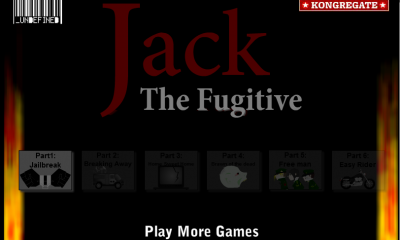 Jack the Fugitive - #GTUSA 1