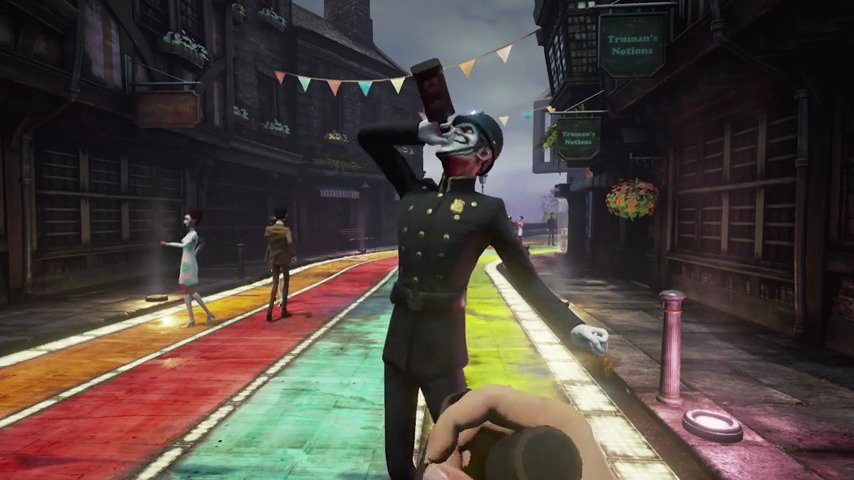 We Happy Few - #GTUSA 3