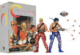 "Check Out These Crazy Cool  Contra 7"" Scale Action Figures By NECA"