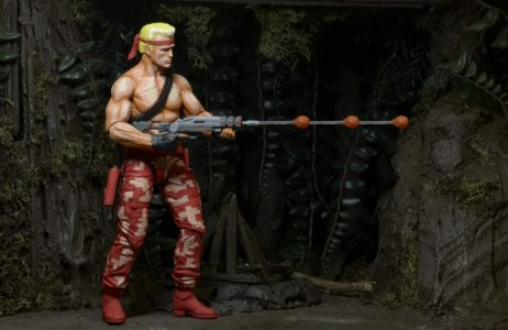 "Contra 7"" Scale Action Figures By NECA - #GTUSA 5"