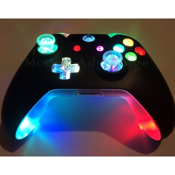 10 Modded Xbox One Controllers - #GTUSA 1