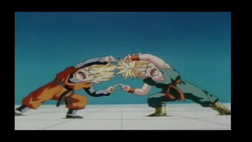 Dragon Ball Z: Ultimate Battle 22 - #GTUSA 3