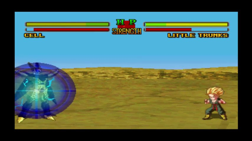 Dragon Ball Z: Ultimate Battle 22 - #GTUSA 4