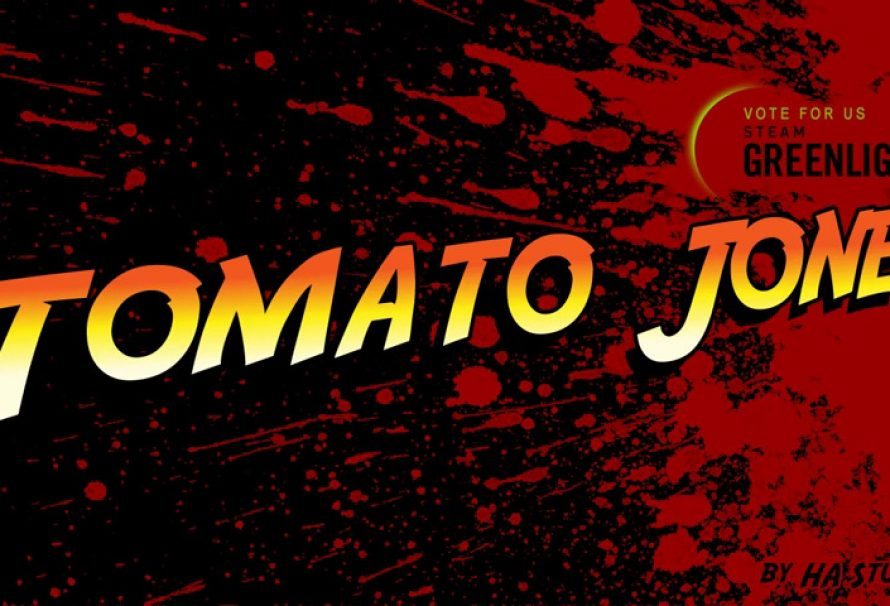 Move Over Lara Croft, Tomato Jones Is Out Today
