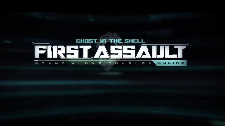 Ghost in the Shell: Stand Alone Complex - First Assault Online - #GTUSA 1