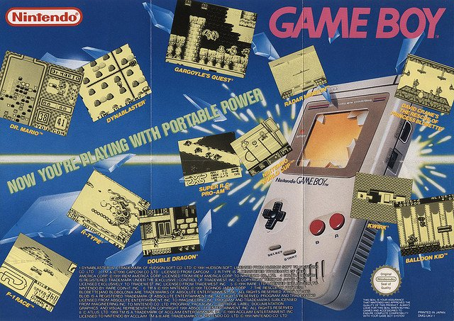 Game Boy 27th Anniversary - #GTUSA 2