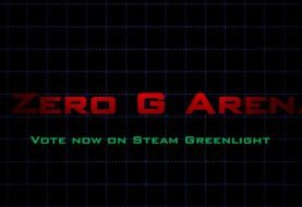 Zero G Arena Is Free To Play On Steam