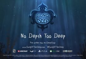 Song of the Deep ~ Out Now