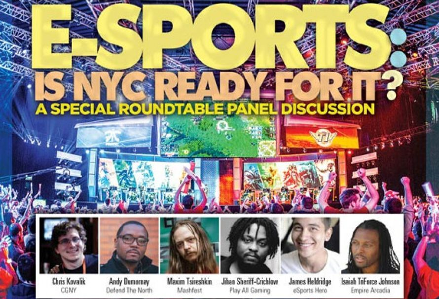 The June 20th eSports Panel Discussion Highlights