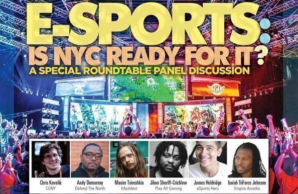 The June 20th eSports Panel Discussion Highlights - #GTUSA 1