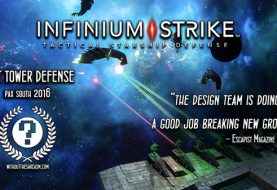 Defend The Galaxy In Infinium Strike ~ Out Now