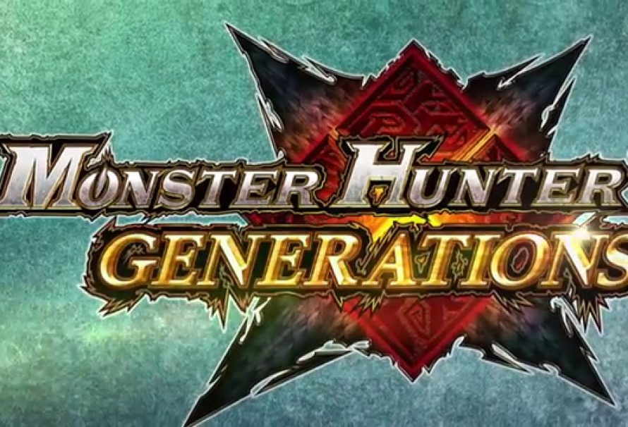Monster Hunter Generations Out Now On 3DS
