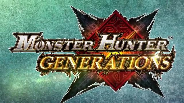 Monster hunter generations - #GTUSA 1