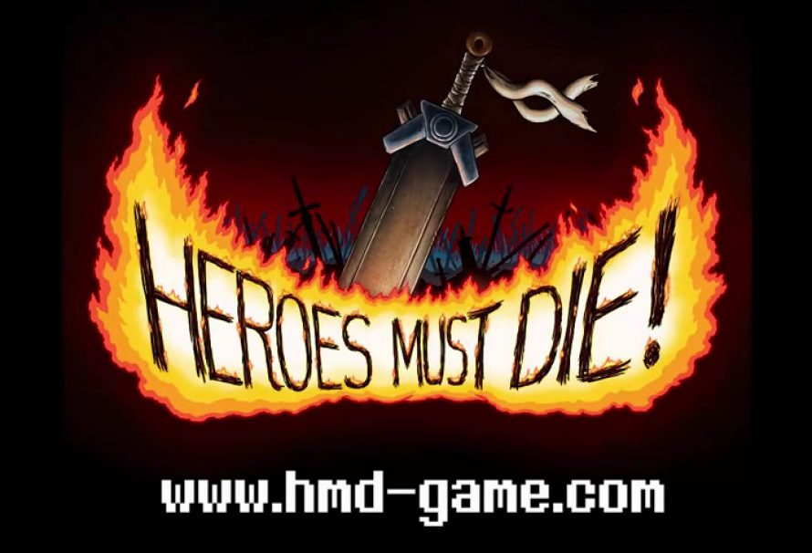 Heroes Must Die – Free To Play – Out Now