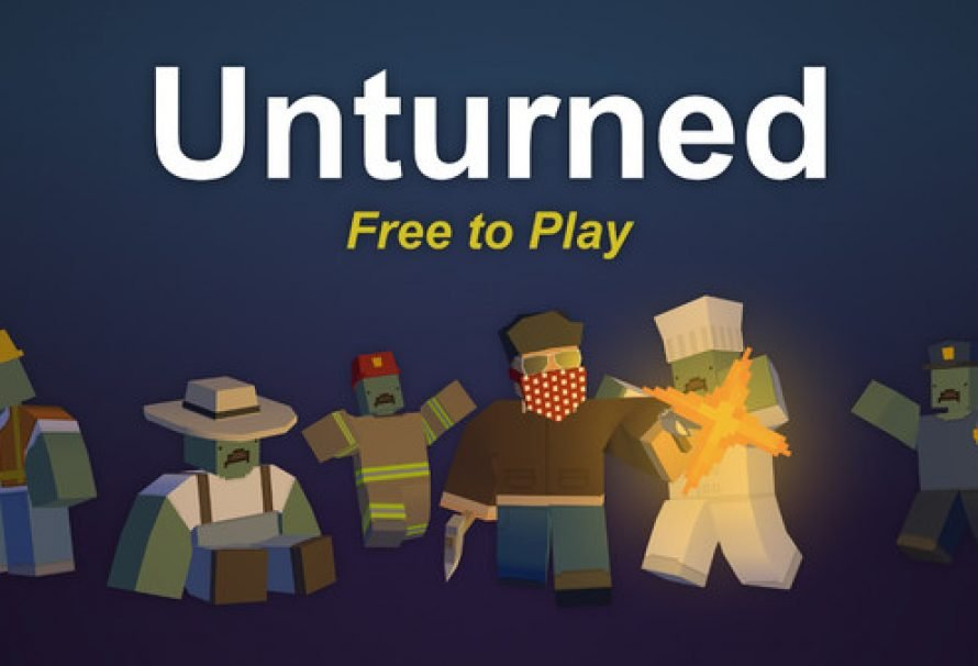 unturned free to play on steam gametraders usa