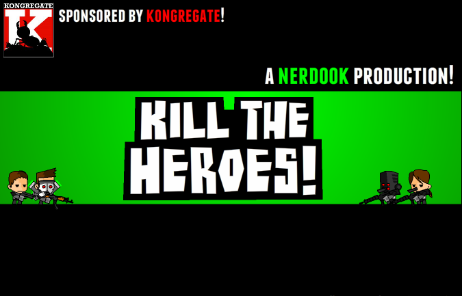 Kill the heores - #GTUSA 1