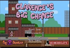 Clarence's Big Chance