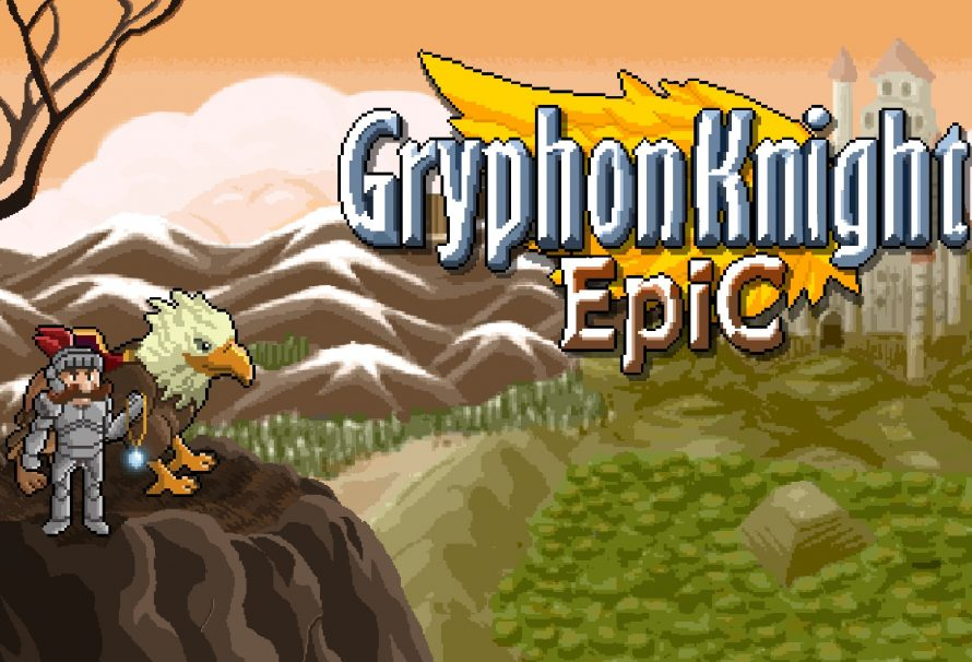 Gryphon Knight Epic Is As Epic As The Title Suggests