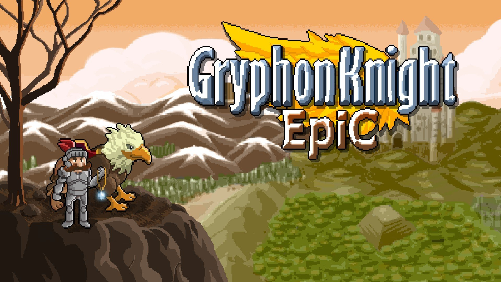 Gryphon Knight Epic - #GTUSA 1
