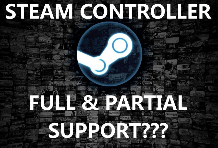 What I've Learned About Steam Controller Support
