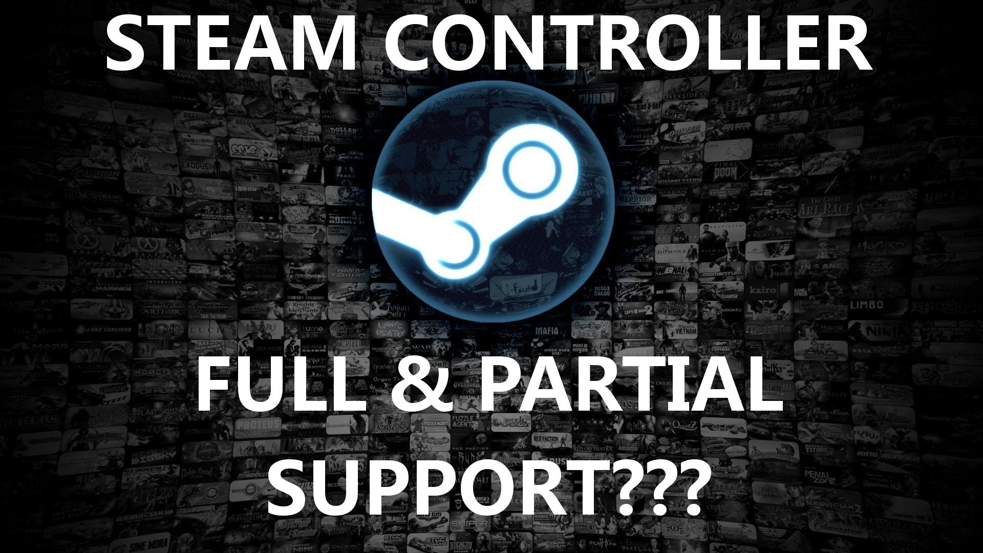 Steam Controller Support - #GTUSA 1